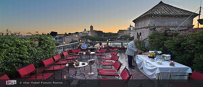 Rome S Roof Terraces We Should Wiki This
